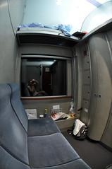 OBB Sleeper Cabin (webeagle12) Tags: vienna wien railroad vacation station train austria österreich nikon europe sleep rail locomotive nikkor sleeper overnight meidling obb d90 1685