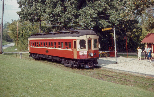 museum illinois transit southelgin interurban streetcar relic cae