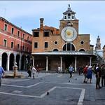 Venice : Campo San Giacomo di Rialto