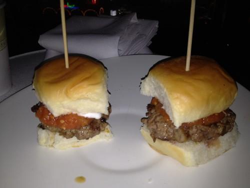 Duck Burgers