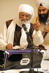 Bhai Ghulam Muhammad Chand (Thega Singh) Tags: london muslim sikh gurdwara kirtan ilford muhammad bhai chand ghulam karamsar bhaighulammuhammadchand