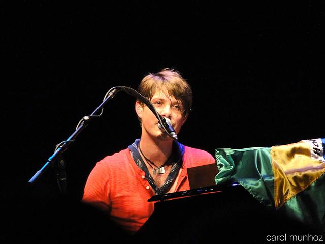 Hanson @ São Paulo (Nov 2011)