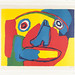 45. Karel Appel (Dutch, 1921-2006), Untitled