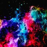 Colorful splash... thumbnail