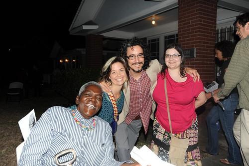 Donna Garrett, Jenn Tyburczy, and Stalina Villarreal