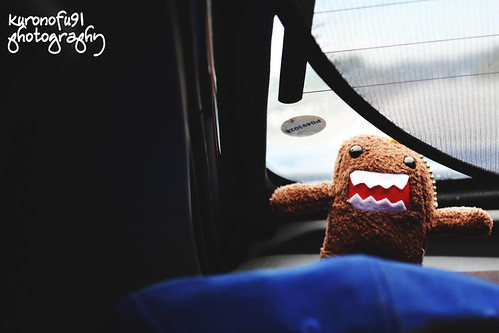 Domo going to Pahang