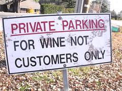wine not (dmixo6) Tags: signage gravenhurst dugg dmixo6