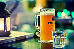 Another Beer Session (11x16 Design Studio) Tags: beer glass yellow bar pint