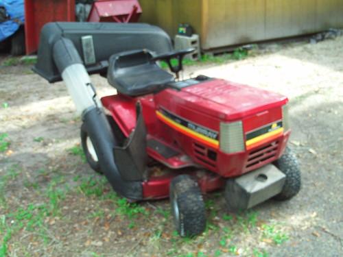 Agway 2125 Lawn tractor Manual Agway Lawn Mower User Manuals