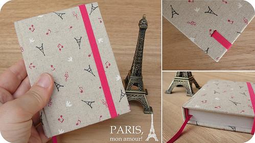 Agenda 2012 - Paris, mon amour! #11