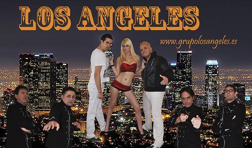 Los Ángeles 2012 - grupo - cartel