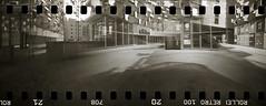 St Paul's Place (pho-Tony) Tags: camera bw 3 film home rollei 35mm iso100 diy pin hole ishootfilm retro pinhole homemade pineapple 35mmfilm processing multiple blender 100 135 multiframe sprocket perforation stenope homemadecamera ilfosol pinholeblender filmisnotdead homemadepinhole diycamera ilfotol ilfosol3 incameramultiframe