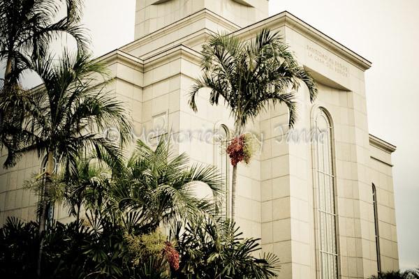 Guayaquil Ecuador Vintage LDS Temple Prints -2