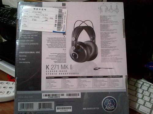 AKG K 271 MK II - 2