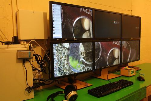 WMNH - Dual Monitor Holder
