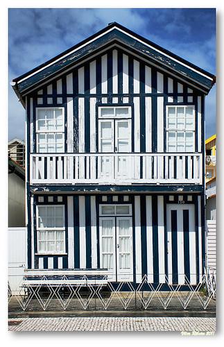 Palheiros da Costa Nova #11 by VRfoto