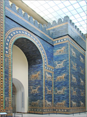 La porte d'Ishtar (Bouchor)