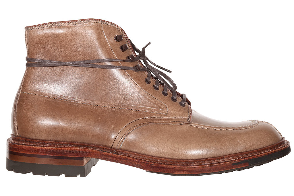 alden 403 boot construction resole issues expertise