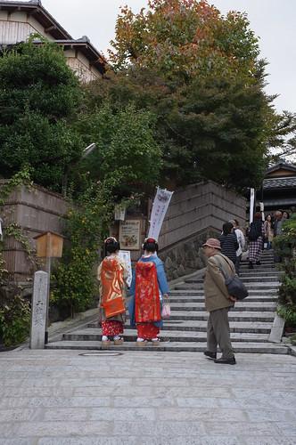 京都をめぐる冒険 産寧坂 二寧坂