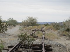 Eagle Mountain RR (1515a) (DB's travels) Tags: abandoned blm shortline eaglemountainrailroad temphrr