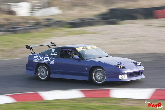 Kev from SXOC drifting his CA19.5DET'd Nissan S13
