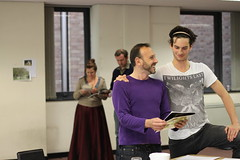 Arcadia Rehearsals (Sedos Photos) Tags: city london tom theatre drama arcadia masterpiece bridewell stoppard sedos