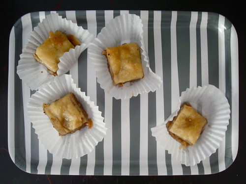 Baklava with Homemade Phyllo