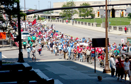 Ohio Petition Parade
