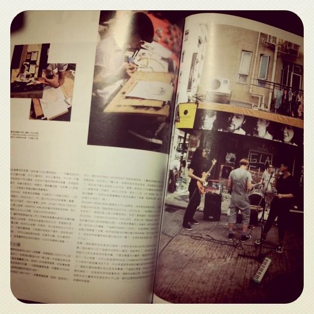 ART(UN)FAIR on City Magazine, super thanks to Nico!