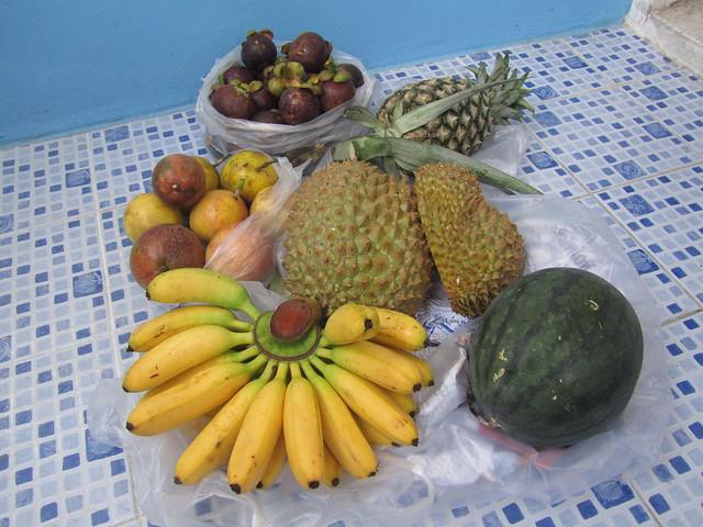 Thai Fruit Buffet