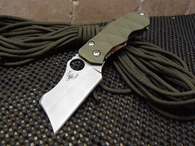 Kingdom Armory Folding Butcher