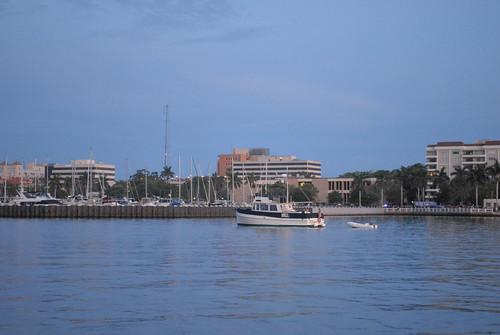 Twin Dolphin Marina Bradenton FL