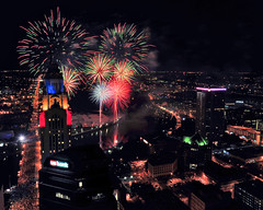 Happy 4th of July Columbus (Steve took it) Tags: columbus ohio 4thofjuly redwhiteandboom