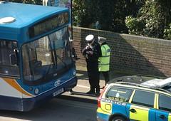 AE51 RZP (markkirk85) Tags: roof man bus buses volvo code police alexander peterborough cambridgeshire stagecoach equipped citi v70 constabulary 18220 anpr rzp alx300 ae51 ae51rzp