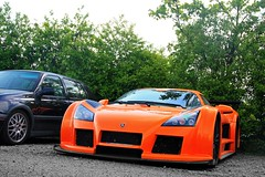 Apollo. (mauto) Tags: fab orange paris max berlin slr london design arab dsseldorf bugatti gumball zonda supersport k gumpert mauto ccxr