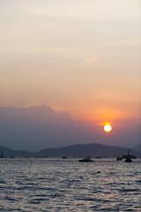 Sunset at Wanchai (*waito) Tags: sunset hk sun hongkong magic  magichour d700 waitoo