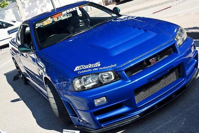 Skyline GT-R R34 XI