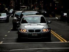 Target locked (WFoxPhotography) Tags: california light car dark lights cool nice eyes san francisco angle exotic bmw f80 m3 4s iphone e90 e92 supersedan