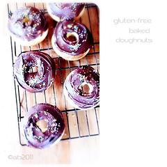 Gluten-Free Baked Doughnuts #baking #desserts #sweets #food #foodporn #foodphotography #ig #igfood #Doughnuts #donuts