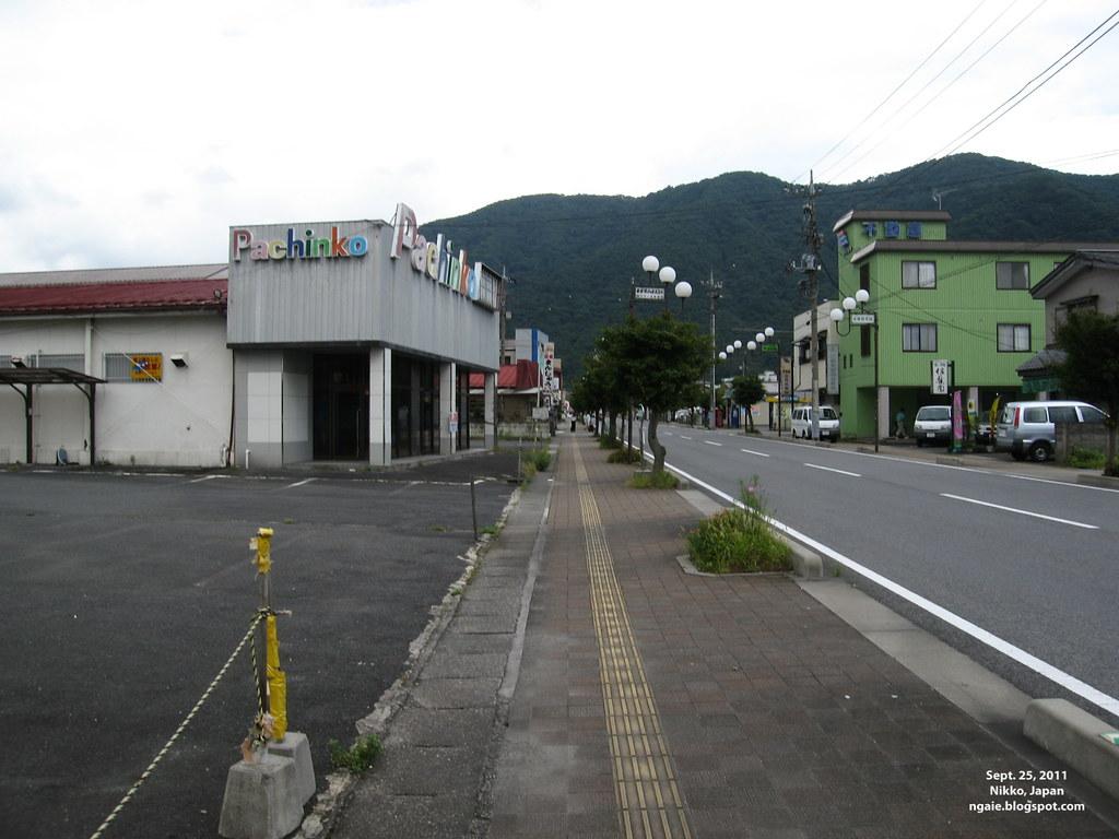 Kinugawa Onsen Town