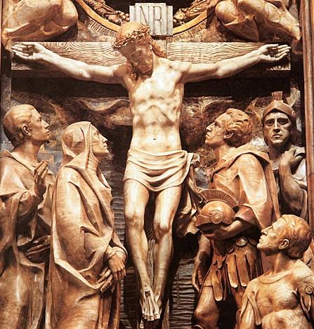 La crucifixión del Señor