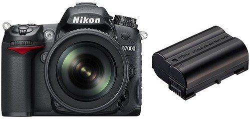 Nikon D7000 plus EN-EL15 -- Battery Life