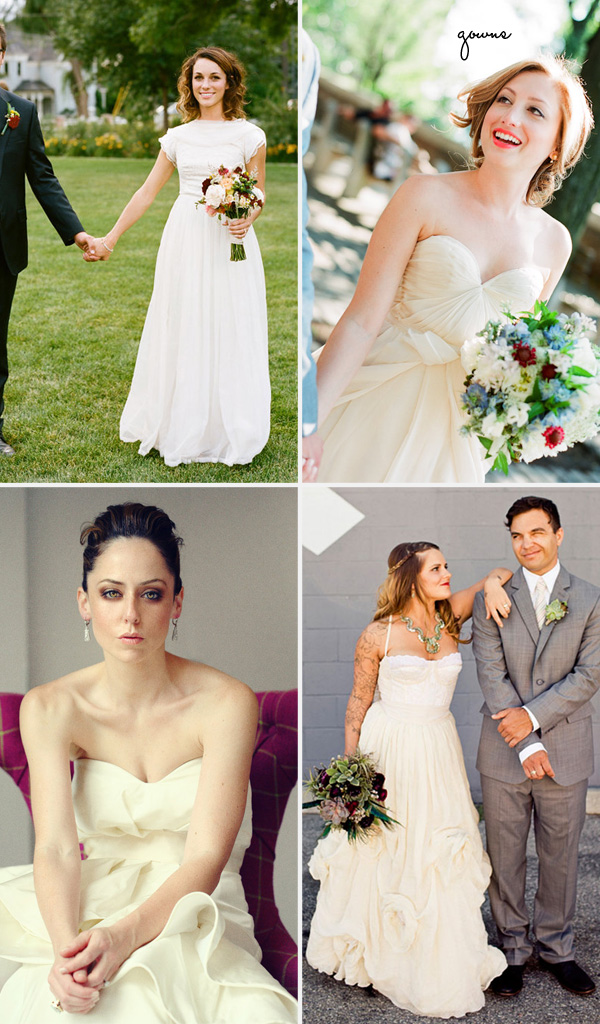 Omaha, Nebraska Wedding Planner gowns