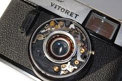 Vitoret CLA mid lens assembled