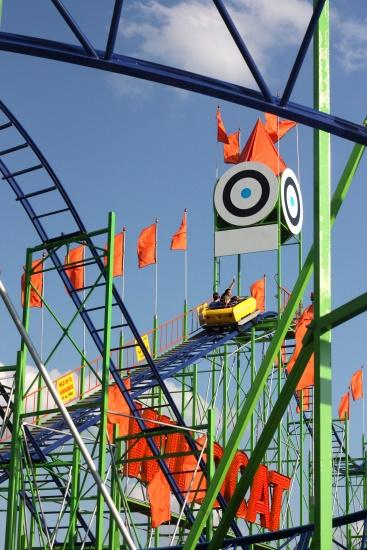 Ga Fair - Rollercoaster