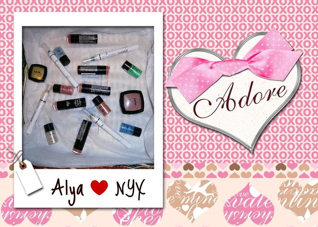 alya loves nyx