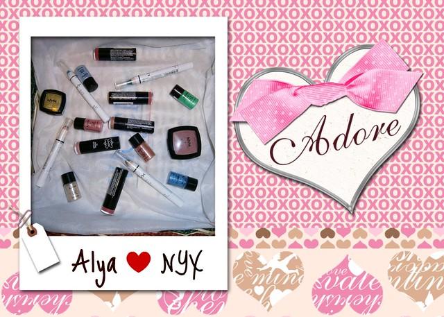 alya loves nyx