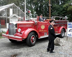 Historic Mack Engine 1, Demarest Fire Department, New Jersey (jag9889) Tags: rescue classic fire centennial newjersey anniversary group nj engine historic parade celebration company aid alpine valley trucks 100 norwood northern mack department demarest firefighters chiefs finest apparatus dumont tenafly closter newmilford haworth mutual 100years cresskill oldtappan bergenfield 2011 bergencounty northvale rockleigh interboro harringtonpark y2011 jag9889