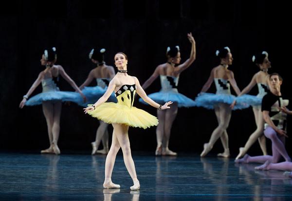 Scènes de ballet © Johan Persson/ROH 2011