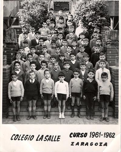 Fotografia de colegio de Javier Aranda